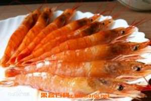 阿根廷红虾的营养价值及功效